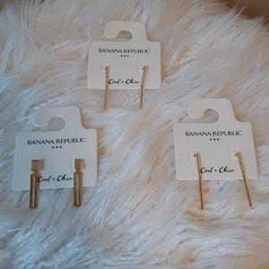 NWT: Banana Republic Ladies Fashion Earnings